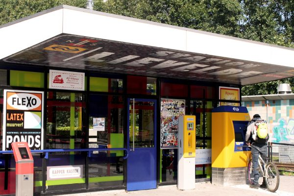 Station heet vanaf nu Station Lievelde