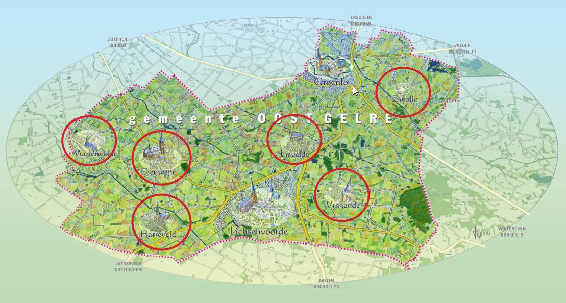 Virtuele presentatie wonen Park Vossenburcht